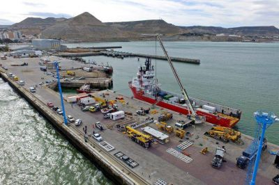 Alerta en el Puerto: peligra el trabajo de 350 estibadores