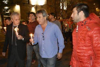 """Roberto """"Chucho"""" Páez: """"No nos resignamos y estamos dispuestos a seguir luchando"""""""
