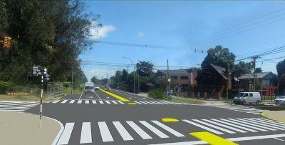Ultiman detalles para el inicio del ensanche de la avenida Mario Bravo