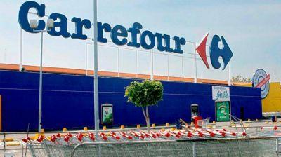 Carrefour. hoy siguen las negociaciones entre sindicalistas y empresarios