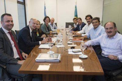Cuidado del agua: La Provincia profundiza los vínculos de cooperación bilateral con Holanda