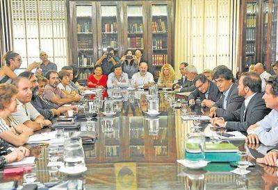 Los docentes harán otro paro tras un nuevo rechazo a Vidal
