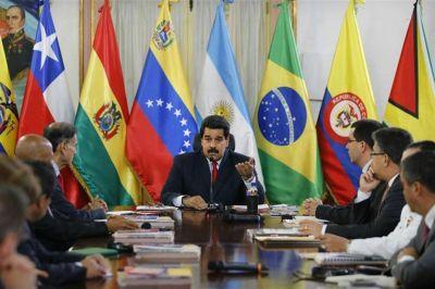 La Argentina y otros cinco países abandonan la Unasur