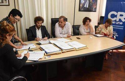 Comodoro: se abrieron licitaciones de numerosas obras en distintos barrios