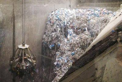 Comienza el debate por la reforma de la ley para poder incinerar basura