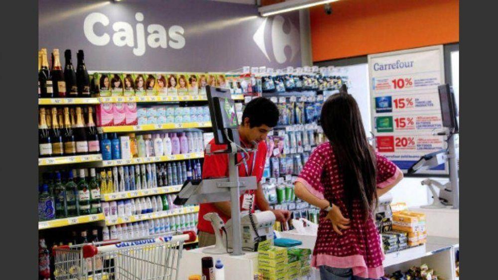 Directivos de Carrefour reciben a delegados que rechazan el acuerdo