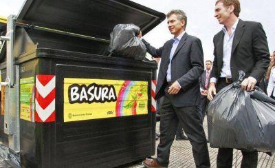 El negociado de la basura del PRO: cómo es la red de aportantes, amigos y contratistas