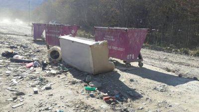 Bertotto insiste en dar solución al tema de la basura en Ushuaia
