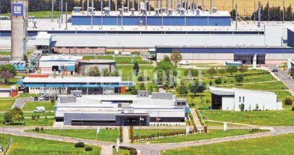 General Motors paralizará 10 días su planta de Rosario y hay temor por despidos