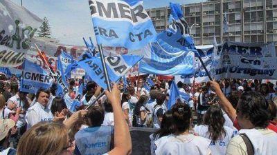 Entre Ríos ofreció 17% y suma fija a los docentes