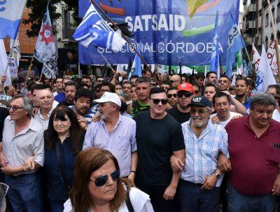 Las CGT regionales repudiaron los ataques a gremios