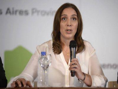 Otra vez el massismo dice que Vidal le copia ideas: ahora, la quita de impuestos
