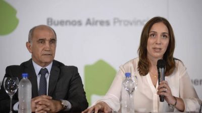 Daniel Salvador recibió el apoyo del radicalismo para repetir como vice de María Eugenia Vidal