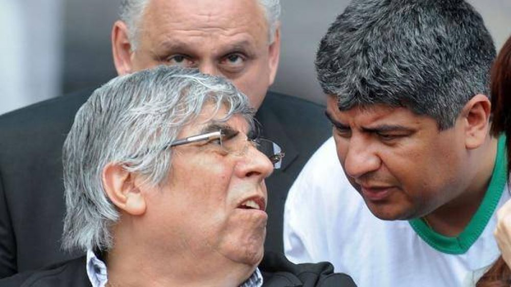 Ordenaron levantar el secreto bancario en una causa contra Hugo y Pablo Moyano por lavado de dinero