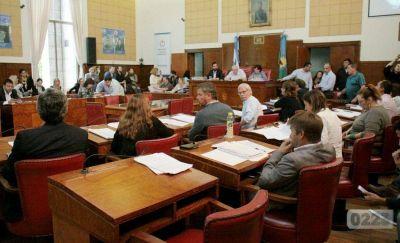Se aprobó en la Comisión de Hacienda el presupuesto municipal 2018