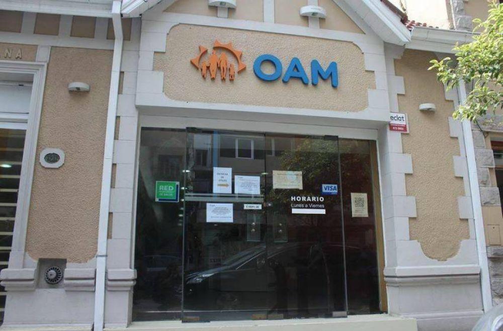 """OAM: """"No tuvimos contacto con nadie de Hacienda"""""""