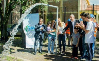Nuevas obras hídricas para la zona de Reyes
