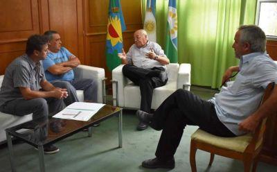 Proyecto de modernización de la red de agua potable