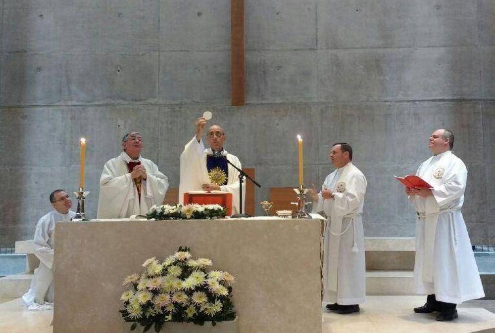 Mons. Víctor Manuel Fernández se despide de la UCA