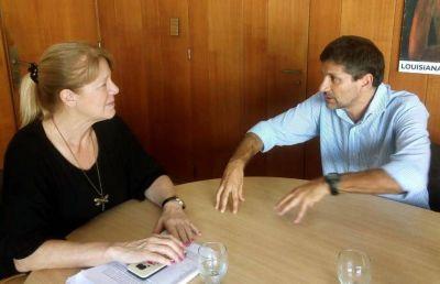Ciano pide un tope de aumento del 15 y 18% para no desfinanciar la comuna