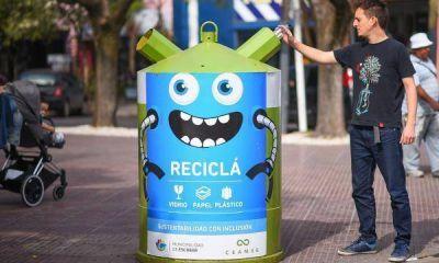 Escobar Sustentable: en su primera semana se recolectaron 1000 kilos de residuos para reciclar
