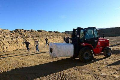 Basural: En 60 días deben definir el terreno para depositar balas