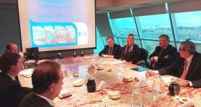 Hay avances para la habilitación del Gasoducto del Noreste Argentino