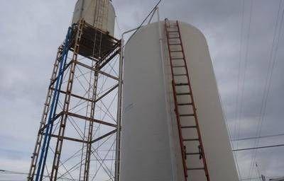 Se amplía la red de agua potable en Algarrobo del Águila