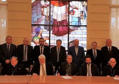 Líderes católicos y judíos trazan una agenda en temas migratorios