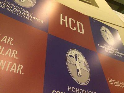 Sesión en el HCD: Largo debate por la creación de la Defensoría Municipal