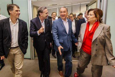 El rearmado del PJ suma al cordobés Schiaretti y busca a otros gobernadores