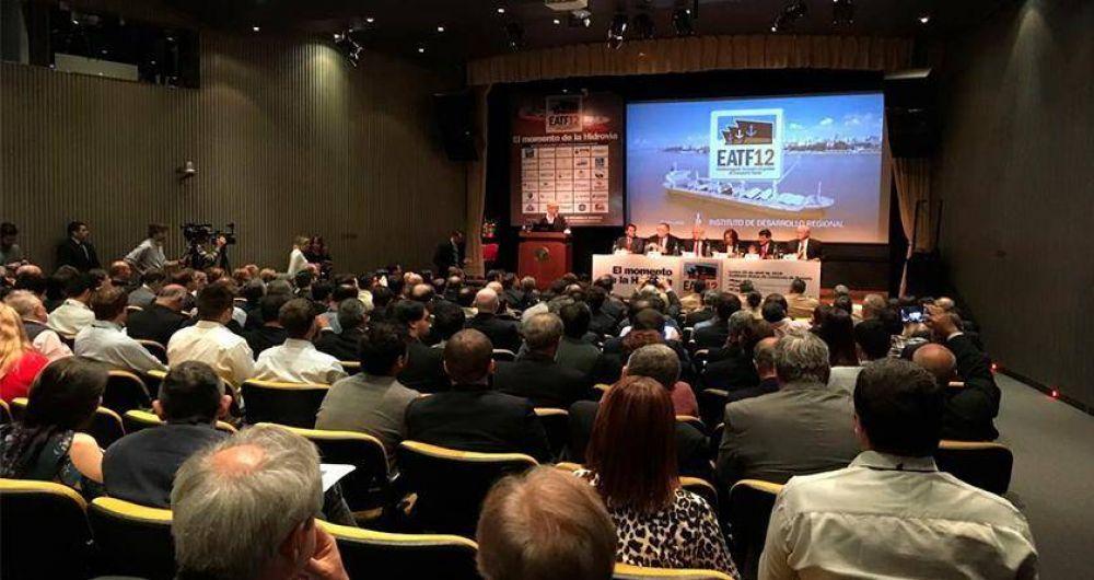 TodoLogística estuvo presente en el 12° Encuentro Argentino de Transporte Fluvial