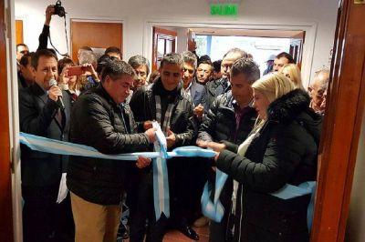 La Gobernadora inauguró el nuevo centro de diagnóstico por imágenes de la UOM en Ushuaia