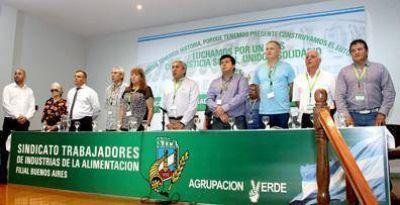 La Asamblea del STIA-Capital aprobó la Memoria y Balance