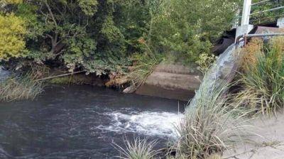 ARSA reconoció el vertido cloacal al río Negro