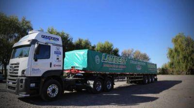 Polémica por la carga para Vaca Muerta: Camioneros niegan que las rutas se rompan por su culpa