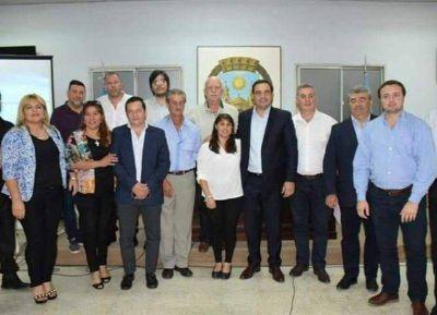 Corrientes: el intendente de San Roque firmó acta conjunta para la Gestión Integral de Residuos Sólidos Urbanos