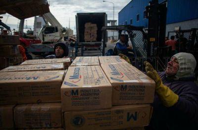 Provincia descontó carga impositiva en el puerto y el sector textil
