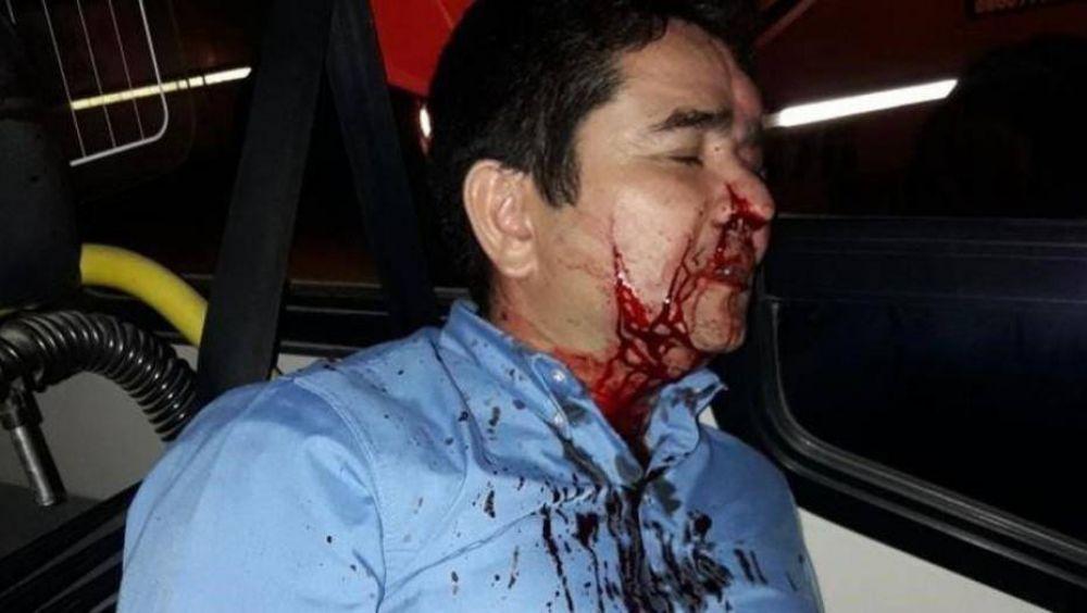 Otro ataque salvaje a un colectivero, ahora en Córdoba