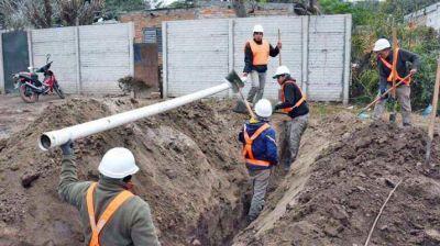 Más de 46.000 habitantes santiagueños serán beneficiados con obras prioritarias de hábitat