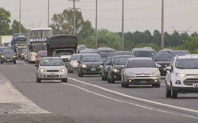 Más de 300 mil turistas se movieron por la Provincia