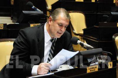 Tras el anuncio de Vidal, la Legislatura todavía no definió las quitas en las facturas de servicios