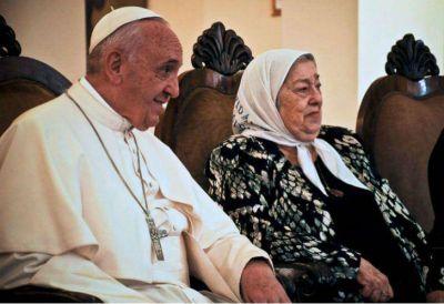 El Papa Francisco saludó a las Madres de Plaza de Mayo por su 41º aniversario