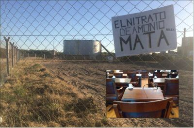 El HCD se negó a parar la construcción de la Planta de Fertilizantes en Puerto Quequén