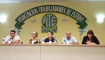 Sectores de la oposición presentaron el Foro Social para un Quilmes Limpio