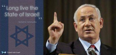 Netanyahu acusa al líder palestino Abbas de antisemitismo