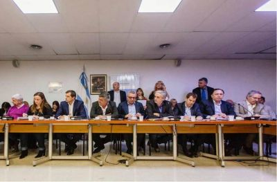 General Alvarado debatió en Diputados por los aumentos de tarifas