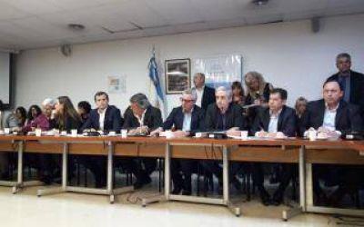 Tarifazos: Qué dijeron los intendentes bonaerenses que fueron a plantear sus reclamos en Diputados