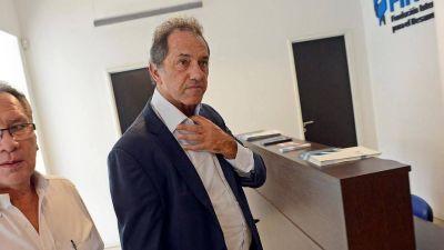 Daniel Scioli declara por primera vez en un caso de corrupción y avanza al juicio oral