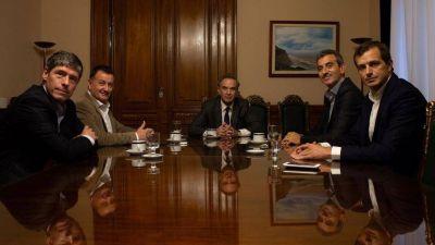 Sorpresiva reunión de Miguel Pichetto y Florencio Randazzo